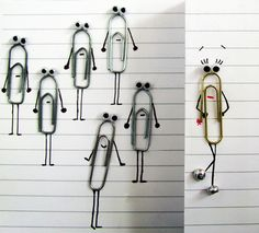 Funny Paper Clips Pictures | Weirdomatic