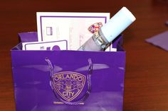 Orlando City Foundation and Community Relations department are always open to donation requests! Go to orlandocitysoccer.com and click the community tab.