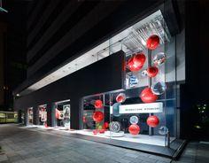 Bridgestone Communication Space by WALTZ., Tokyo