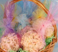 The Partiologist: Popcorn Balls!