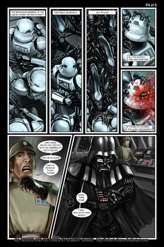 Star Wars vs Aliens - short story - Page 4 of 6 by Robert-Shane on deviantART