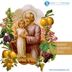 Wishing Everyone A Very Happy #SaintJosephsDay in #Columbia.