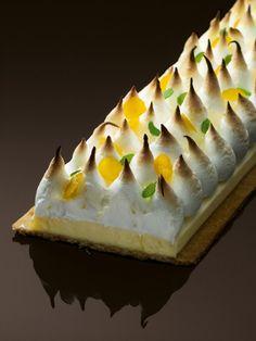 Lemon Pie by Christophe Michalak
