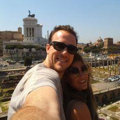 Follow on Instagram @ashleesarajones When in Rome #justustwo #rome #lastyear #italy #2013 #mysidekick #travelbug