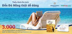 Đến Đà Nẵng thật dễ dàng với quà tặng từ Khách sạn Diamond Sea