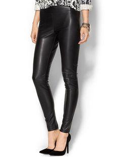 Faux Leather Legging Product Image