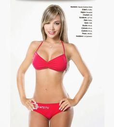 ( BEAUTIFUL WOMAN 2016 ☀️ DANIELA GUTIERREZ ) ☀️ Daniela Gutierrez - Tuesday, November 1990 (?).