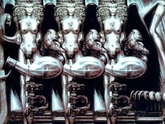 H.R Giger - Third Dimension