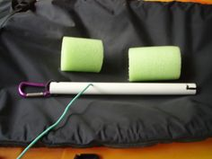 Multi-Day Kayak Camping and Packing Your Gear the Right Way - Way Outdoors Canoe Camping, Canoe And Kayak, Kayak Fishing, Fishing Stuff, Kayak Anchor, Fishing Umbrella, Kayak Trailer, Anchor Systems, Kayaking Gear