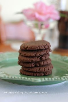 Nutella cookies by Butter