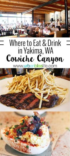 Where to eat in Yakima, Washington: Cowiche Canyon Restaurant review on…