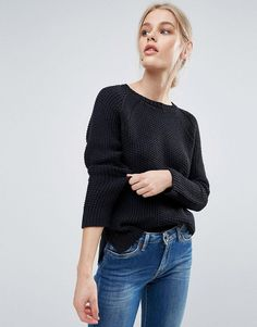 Pepe Jeans Penny Knit Sweater - Black