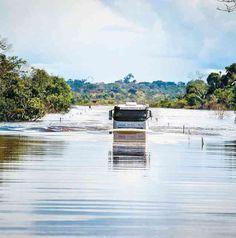 BR-364, Rondônia