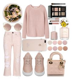"""""""Untitled #1106"""" by sc-styles ❤ liked on Polyvore featuring Christian Dior, Alexander Wang, MANGO, Filling Pieces, Deborah Lippmann, Marc Jacobs, Essie, Bobbi Brown Cosmetics and Bare Escentuals"""