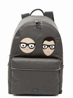 DOLCE & GABBANA . #dolcegabbana #bags #nylon #backpacks #