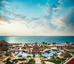 Moon Palace Golf & Spa Resort in Cancún, Quintana Roo