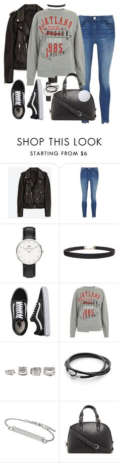 """22❤"" by inlovewithtay on Polyvore featuring mode, Jakke, Daniel Wellington, Humble Chic, Vans, Forever 21 et Topshop"