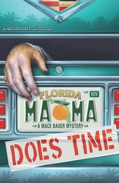 Mama Does Time...Similar to the Stephanie Plum novels.  Funny light reading.
