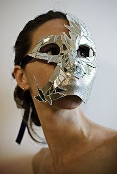 mirror mask from Flickr