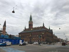 Copenhagen city goverment house. Copenhagen City, Louvre, Building, Travel, Viajes, Buildings, Trips, Construction, Tourism
