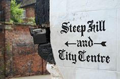 Steep Hill, Lincoln