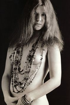 Janis' is known for layering her jewelry.