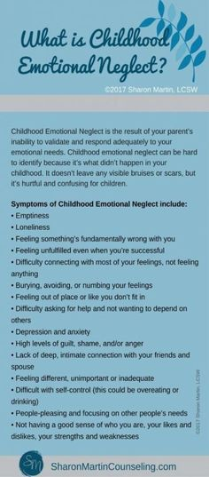 What is Childhood Emotional Neglect? - Sharon Martin, LCSW Counseling San Jose and Campbell, CA Mental And Emotional Health, Mental Health Awareness, Emotional Abuse Quotes, Emotional Abandonment, Ptsd Awareness, Emotional Awareness, What Is Childhood, Childhood Quotes, Trauma Therapy