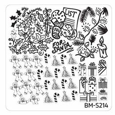 Nail Art Templates The Best Festive Stamping Nail Art Plate Fireworks Snowflake Stamp Image Template Stencil Sets W/ Nails Templates Plates Case Diy 4pc/set With A Long Standing Reputation