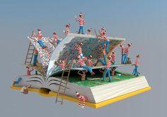 海港城 《威利在哪裡?》特展 | 玩具人Toy People News