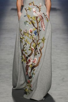 Alberta Ferretti | Milan Fashion Week | Fall 2016