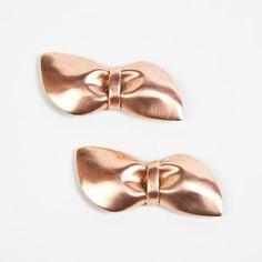 Jordana Silver clips for ballet flats.  Adorable!