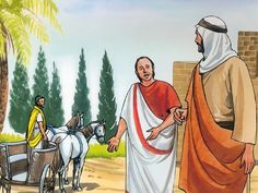 Free visuals:  Jesus heals the Official's son  Jesus speaks in Cana to heal the son of an official in Capernaum. John 4:43-53