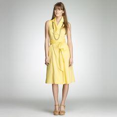 Jones New York: Notch Collar Dress, $139