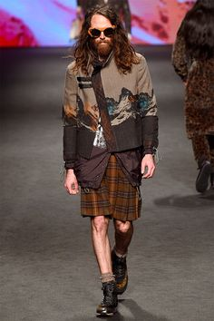 Etro Fall/Winter 2017 - Fucking Young!