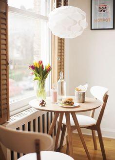 Scandinavian studio apartment inspiring a cozy, inviting ambiance ...