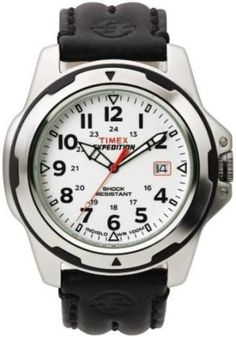 Timex T49281 Gents Expanding Rugged Field Watch -- Learn more by visiting the image link.