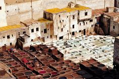 Fez in Morocco #Fez #Morocco