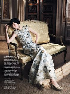 VOGUE USA / september Issue 2013 / Cinderella Story