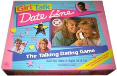 Watching The Goldbergs & the '80s Girl Talk game I played all the time is featured. I'm pretty sure I was under 10 when I started playing it though. That feathered hair.