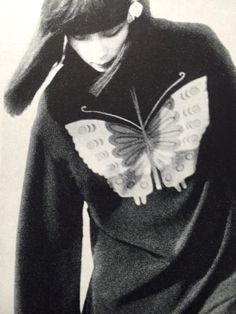 Yamaguchi Sayoko 山口小夜子 (1949-2007) - Japan - 1976