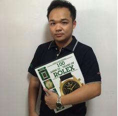 MONDANI CLUB MEMBERS 100 Anni di Rolex Deluxe da Singapore http://www.collectingwatches.com/it/mondani-club/