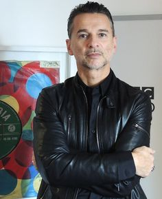 BBC Radio 2 - Steve Wright in the Afternoon, Dave Gahan, Ken Bruce, Dr Hilary, Dave Gahan and Steve Wright bury the hatchet Dave Gahan, Depeche Mode Videos, Martin Gore, Solo Pics, Bbc Radio, Post Punk, Most Beautiful Man, Cool Bands, Leather Pants
