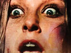 Marilyn Burns in The Texas Chainsaw Massacre...got a chance to meet her and have her sign my Chainsaw DVD...very nice lady. :)