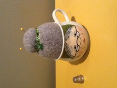 Pincushion - Granny is one of my favorites !