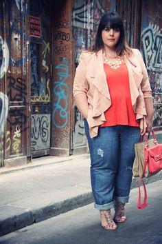 Plus Size Fashion for Women - Le blog de Stéphanie Zwicky