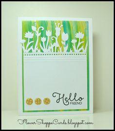 Flower Shoppe Cards: Creative Cards