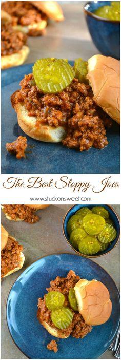 Sloppy Joes - Stuck On Sweet