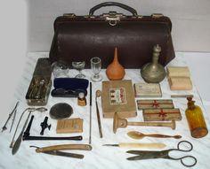 Complete Doctor Kit  misericordia kit