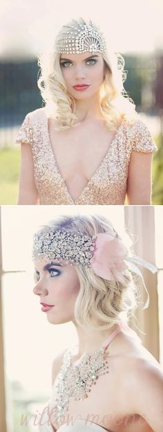 Boho Bridal Headpieces