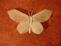Butterfly-Jason Ku by origami-artist-galen.deviantart.com on @deviantART